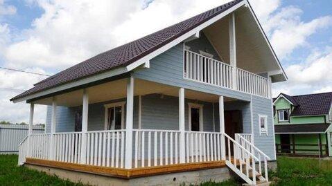 Продается 2х этажная дача 150 кв.м. на участке 8.5 соток - Фото 2