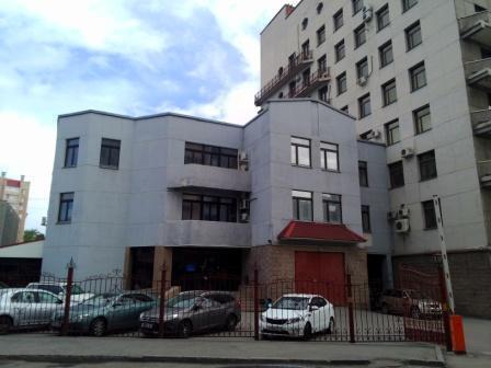 Продается Бизнес-центр. , Челябинск г, улица Цвиллинга 60 - Фото 1