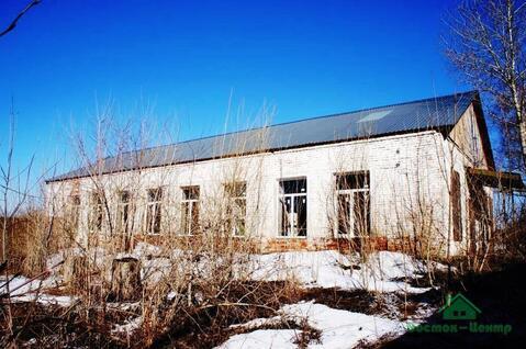 Производственное здание в пос.Горка - 90 км Щелковское шоссе - Фото 2