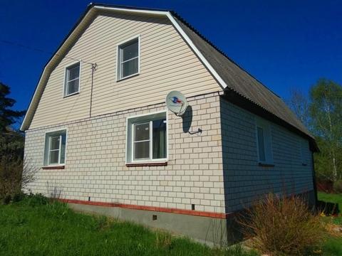 Дом с удобствами 120 кв.м. и красивый участок - Фото 1