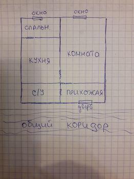 Продажа квартиры, Канаш, Ул. Красноармейская