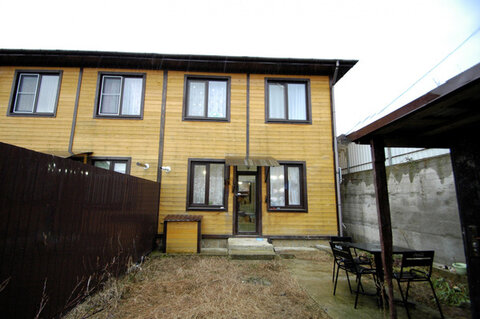 Продается дом, г. Сочи, Тепличная - Фото 1