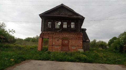 Срочно продаём! Кирпич. дом 82м2 на участке 15сот. в д.Домашней Княг.р - Фото 1