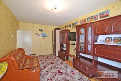 1-комнатная квартира в Волоколамске (автономное отопление!) - Фото 2