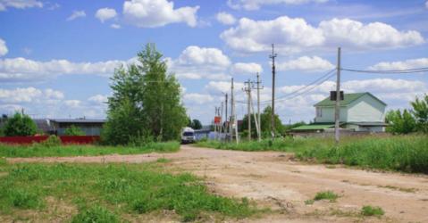 Новорязанской шоссе 45 км от МКАД, рядом с г. Бронницы. ДНП - Фото 4