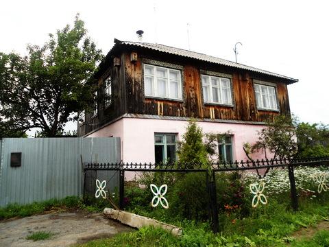 2-этажный дом в д. Ожгиха (Камышловский р-н) - Фото 1