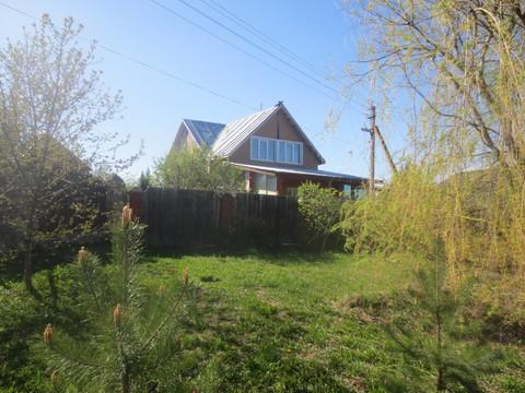 Продам 2-х этажный дом в с. Кузьмищево (граница М/о и Калужской) - Фото 1