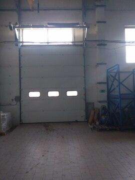 Аренда склада 555 кв.м. - Фото 1