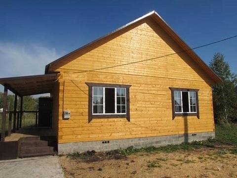 Объявление №3178 Звоните прямо сейчас! Продается новый дом в Иглин - Фото 1