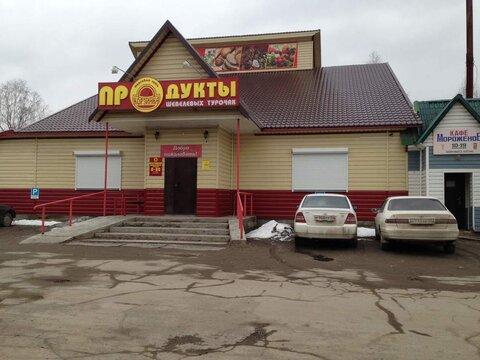 Продажа магазина с. Турочак - Фото 2