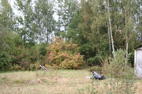 Предложение чудесное, участок для постройки дачи, лес и река Протва. - Фото 2