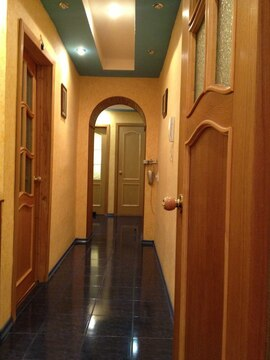 Трехкомнатная, кирпичный дом, Спортивная 8, ремонт - Фото 1