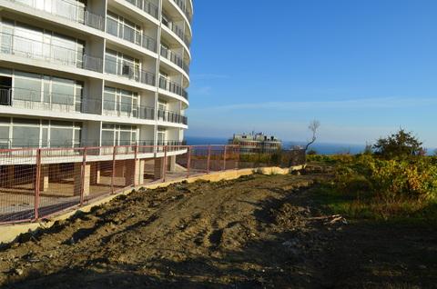 Апартаменты у моря в Ялте ЖК Россия - Фото 3
