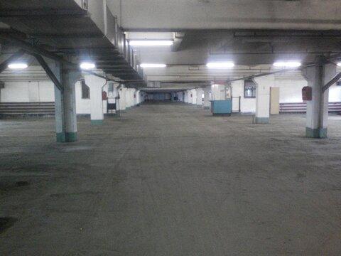 Склад 1000 кв.м. в складском комплексе (Беговая) - Фото 1