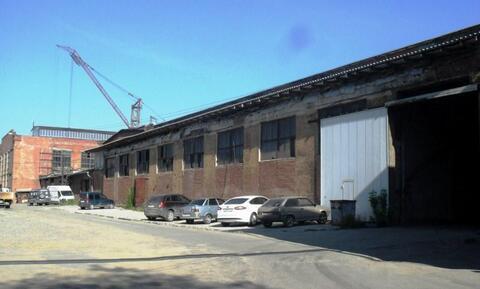 Сдам в аренду холодный склад, производство площадью 580 кв.м. - Фото 1