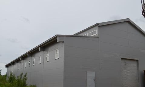 Под производство или складской комплекс , в черте города - Фото 1