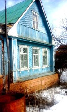Дом бревенчатый в Чебоксарском районе, с. Ишлеи. - Фото 1