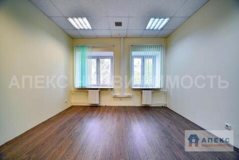 Аренда офиса 287 м2 м. Серпуховская в бизнес-центре класса В в . - Фото 3