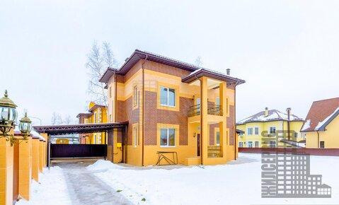 Коттедж с отделкой 380 кв.м, рядом Пироговское вдхр, прописка - Фото 1