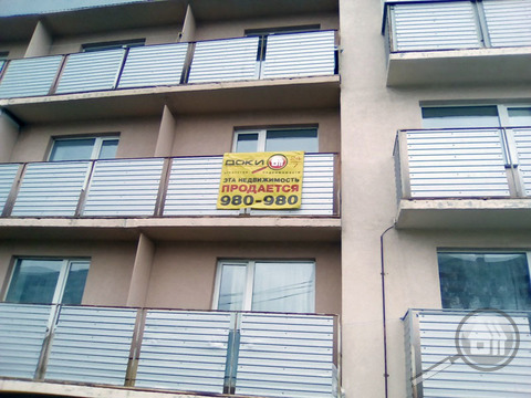 Продается квартира-студия, ул. Клары Цеткин - Фото 1
