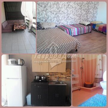 Продам дом 120 кв.м, на уч. 6 соток в Коктебеле, ул. Курортная, . - Фото 3