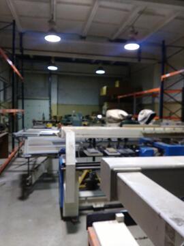 Производственное помещение 1000 кв.м. - Фото 2