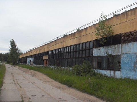 Производственная база 19500 кв.м. по ул. Индустриальная в г. Калязине - Фото 4