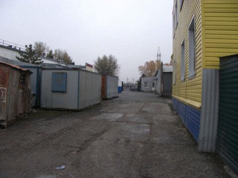 Продажа склада, Тюмень, Старо-тобольский тракт 11 - Фото 5