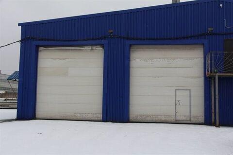 Сдам складское помещение 400 кв.м, м. Бухарестская - Фото 3