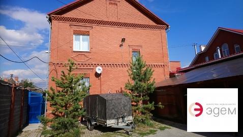 Продается коттедж, 470 м2, 6 соток, Челябинск, Пер.1-й Маршанский, 1 - Фото 2