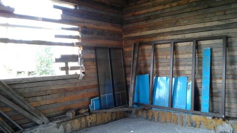Участок с дачным домиком в черновой отделке в одном из лучших поселков - Фото 3