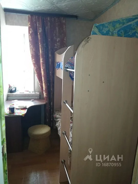 Комната Тюменская область, Тюмень Ставропольская ул, 1а (23.0 м) - Фото 1
