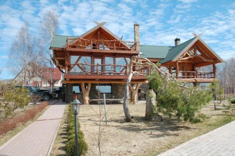 Продажа дома 485 кв.м. собственным пляжем - Фото 3