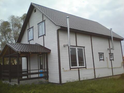 Дом готов в Вашему приезду, в деревне Машки-рядом озеро. - Фото 2