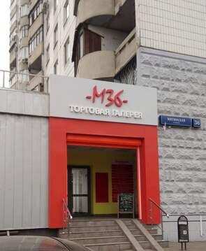 Торговое помещение в аренду 54.6 кв. м, м. Митино - Фото 2