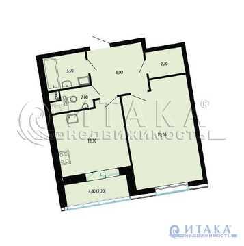 Продажа квартиры, м. Площадь Ленина, Ул. Жукова - Фото 1