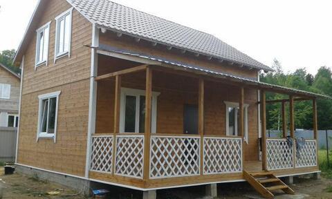 Продается двухэтажная дача 120 кв.м, на участке 8 соток - Фото 1