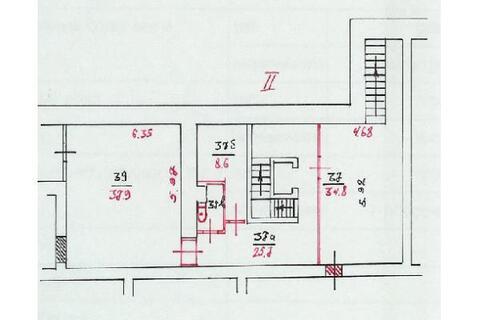 Сдается подвальное помещение 109м2 Рязанский проспект
