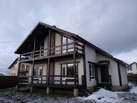 Новый дом 225 кв.м. на участке 10 соток - Фото 3