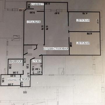 Продам 3-х ком.квартиру в ЖК Гастелло, Трансгруз - Фото 2