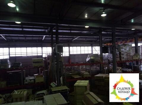 Теплые склады от 420 до 1386 кв.м. - Фото 1