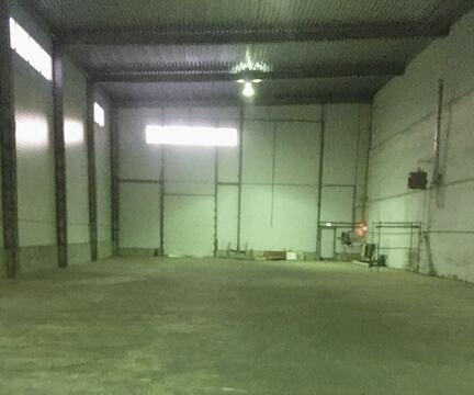 Теплый склад 940 м2 в 30 км от МКАД по Калужскому шоссе - Фото 1