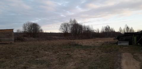 Участок 1,2га (Дом, фундамент, гараж, ангар) д.Щелканка - Фото 2