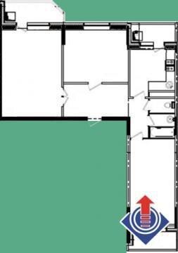 3-х комнатная квартира в ЖК Школьный, г Наро-Фоминск - Фото 3