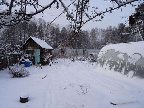 Участок с домом, СНТ Запрудный, п. Исток, черта Екатеринбурга. - Фото 4
