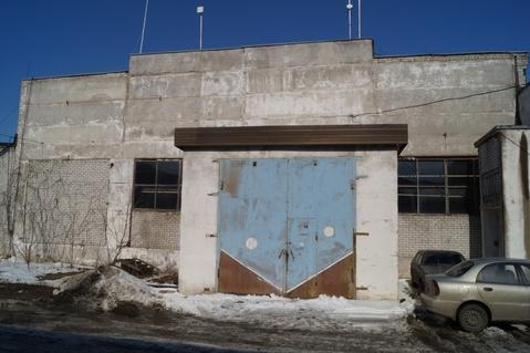 Аренда склада, Липецк, Ул. Железнякова - Фото 1