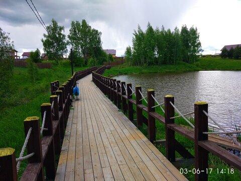 Земельный участок в коттеджном поселке Экопарк - Фото 4