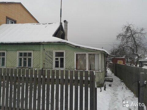 Продается часть дома с земельным участком в черте города Щелково - Фото 1