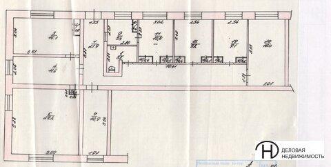 Продается первый этаж двухэтажного кирпичного жилого дома - Фото 2