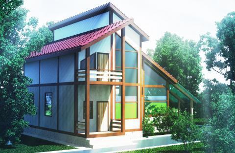 Дом 160 кв. м.+ 6 сот. э/э, газ - Фото 2